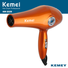 Kemei Professional Hair Dryer Fast Styling Blow Dryer Hot And Cold Adjustment