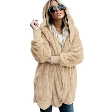 Autumn Winter Women's Coat Casual Jacket Cardigan Europe America New Trend Coats