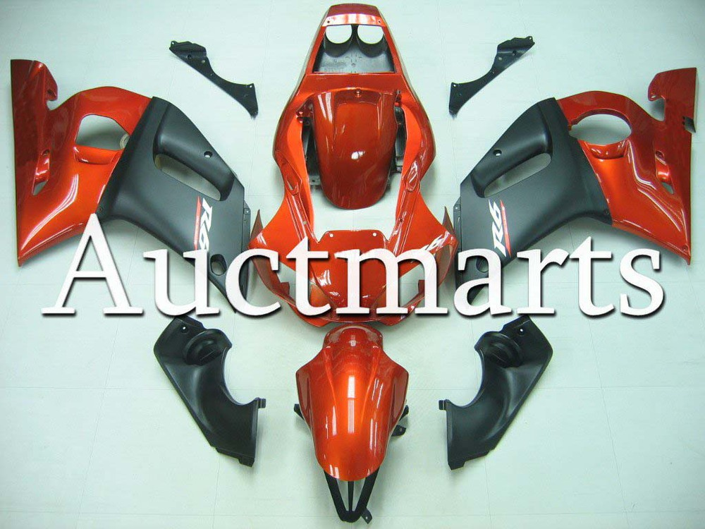 Fit for Yamaha YZF 600 R6 1998 1999 2000 2001 2002 YZF600R ABS Plastic motorcycle Fairing Kit Bodywork YZFR6 98-02 YZF 600R CB22