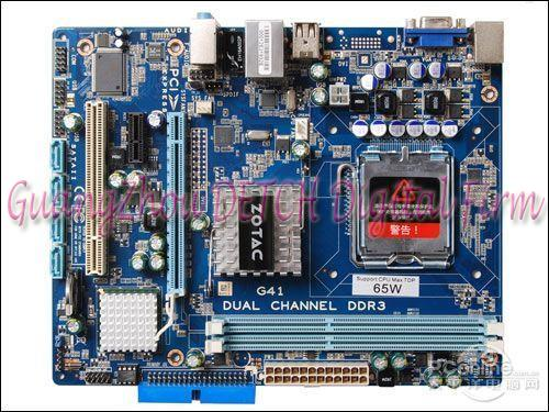ZT-G41D3 Platinum Edition -S2V integrated motherboard supports DDR3 775 -pin G41 Motherboard asus g31 g31mx k motherboard supports ddr2 775 pin integrated small plate