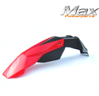Free Shipping Front Fender For MX Motocross Front Mudguard Off Road Motorcycle Dirt Pit Bike Red