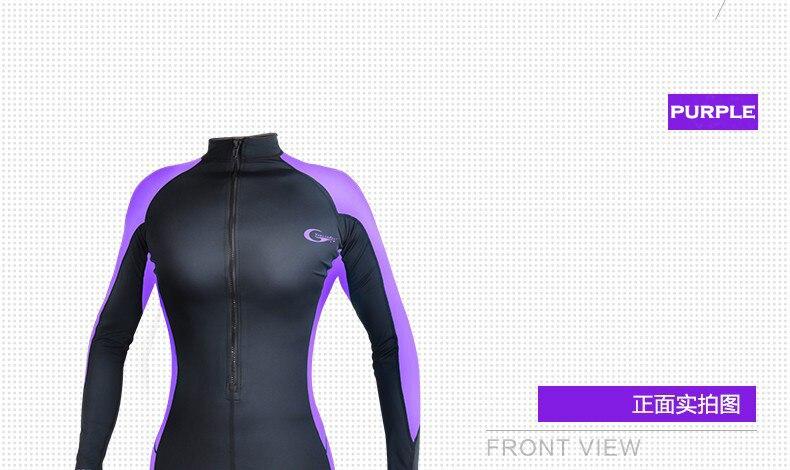 cr/ème solaire /à s/échage rapide pour femme Maillot de bain grande taille /à rayures et costume de plong/ée Combinaison de plong/ée imprim/ée bustier Combinaison de surf taille grande pour femmes