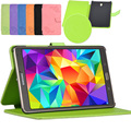 Flip cover case for Samsung galaxy tab s t700 t705 8.4 inch tablet Accessories magnetic cover stand case protective shell skin