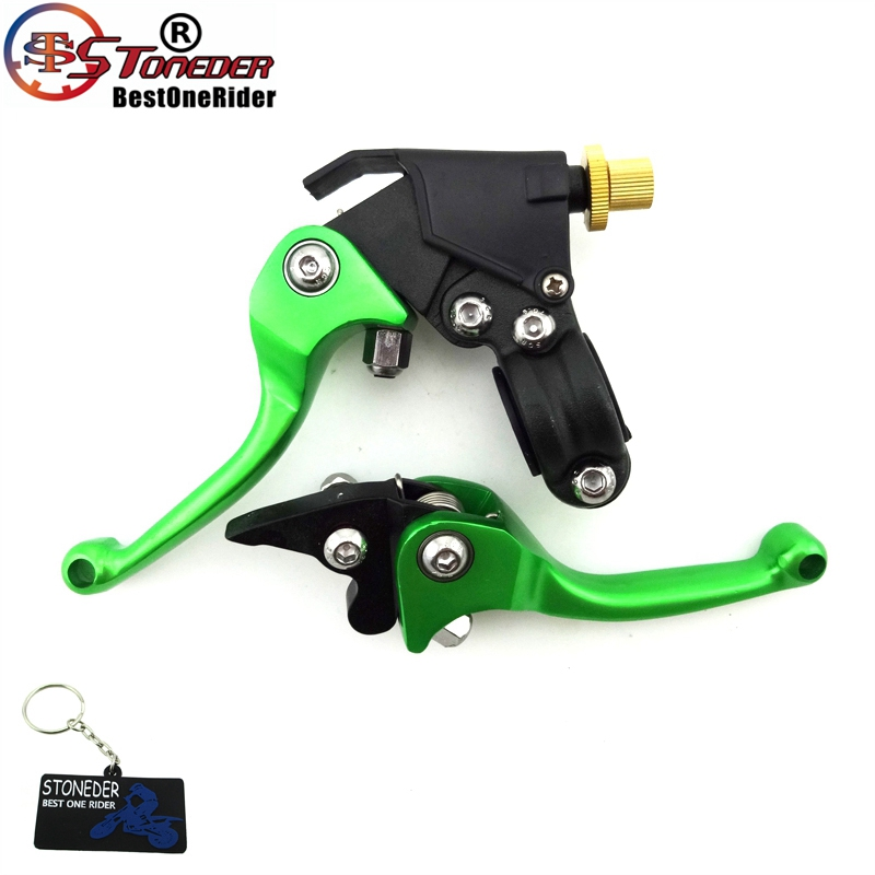 Stoneder Cnc Folding Brake Clutch Handle Lever For Chinese Pit Dirt Bike Motorcycle Motocross Pitsterpro Jmc: Pitster Pro Wiring Diagram 49cc At Eklablog.co