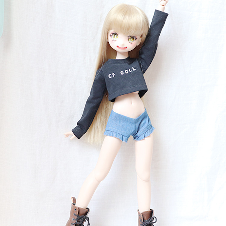Camouflage Jacket Unisex for BJD 1//6 1//4 1//3  SD17 Uncle Doll Clothes CWB159