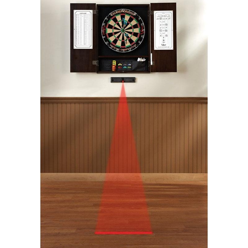 Professional Laser Dart Line Deadline Electronic Soft Darts Entertainment Game Target Indoor Home Training Instead Dart Carpet E