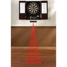 Professional Laser Dart Line Deadline Electronic Soft Darts entertainment Game Target Indoor Home Training Instead Dart Carpet E 1set archery eva dart boards protector surround 18 inches indoor dart game accessory