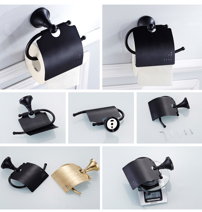 antique paper holder for toilet bathroom accessories