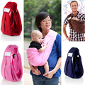 2016 Hot New Adjustable Breathable Newborn Body Infant Toddler Carrier Wrap Slings 100% Top Good