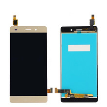 OEM Cell Phone Parts For Huawei P8 Lite LCD Display with Touch Screen Digitizer Assembly Replacement Parts