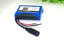 VariCore 12 V 2600 mAh lithium-ion Battery 12.6 V to 11.1 V CCTV Camera Rechargeable battery pack 18650 batteries