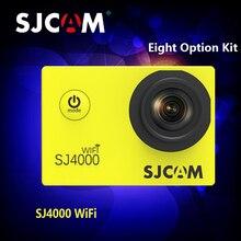 Original SJCAM SJ4000 WIFI Action Camera SJ 4000 Sport Helmet Underwater Waterproof Camera Full HD 1080P Sports DV Video Cam