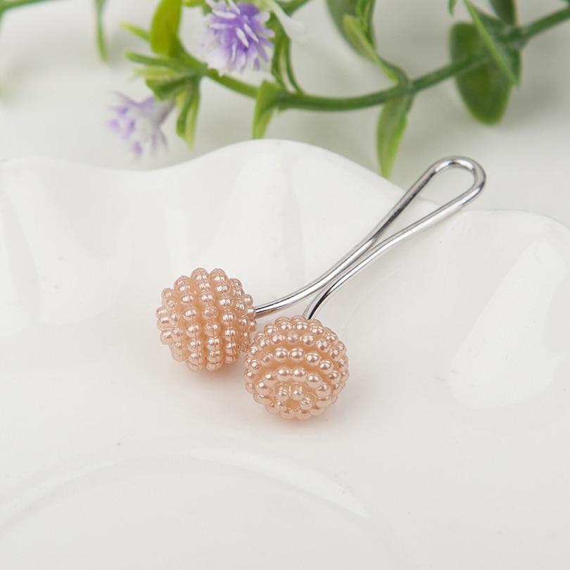 12pcs Novi legure imitacija Pearl Broševi Pin za žene Šalovi - Modni nakit - Foto 4