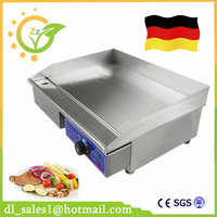 Best Price Electric Grill Pan Stainless Steel Roaster Fried Meat Pancake Making Machine For Home Commercial