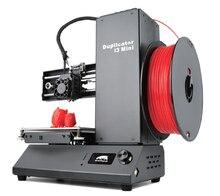 Новинка!!! 3D принтер Wanhao Duplicator i3 mini — отличный подарок и серьезный инструмент для дома и школы! Возможна доставка со склада в России! Гарантия производителя 100%! Сервисное обслуживание в России 2 года!
