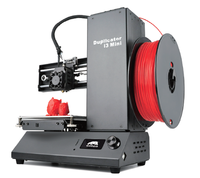 New 2018 Wanhao printer i3 Mini a great gift for a school boy or a student (just 3D printer, not include PLA)
