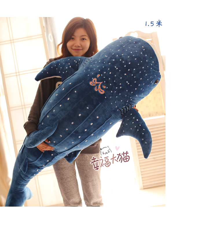 Giant Shark Puppets And Pillows