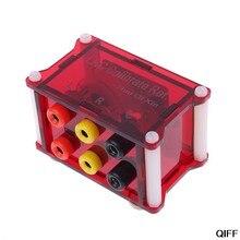 Прямая поставка и оптовая продажа Высокоточный Индуктивный резистор конденсатор LRC калибровочный Модуль Коробка 25 июня