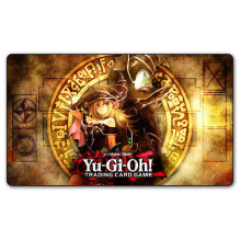 Yugioh Shonen Jump Playmat Board Games TCG CARDS Play Mat,Custom Dark Magician Girl Yu-gi-oh Design Rug Table Game Pad Free Bags(China)