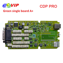 2018 Hot sellling A Single board TCS CDP new vci no bluetooth cdp pro plus SCANNER
