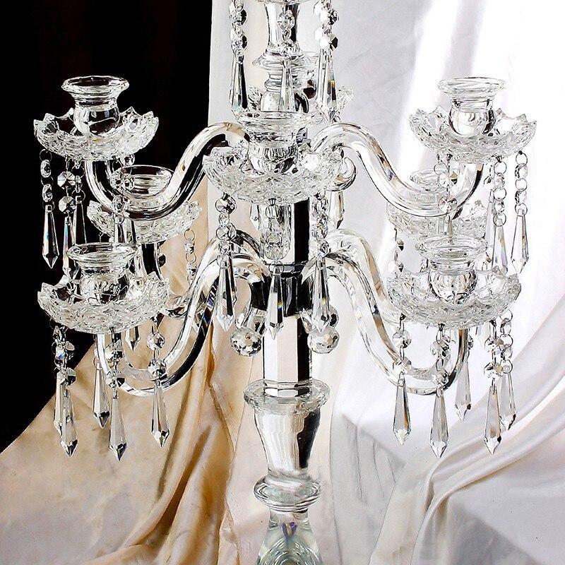 100 шт. 37 мм прозрачное стекло люстры хрустальная лампа призмы(бесплатное кольцо) части висят подвески для канделябры, потолочные светильники, Свадебный декор