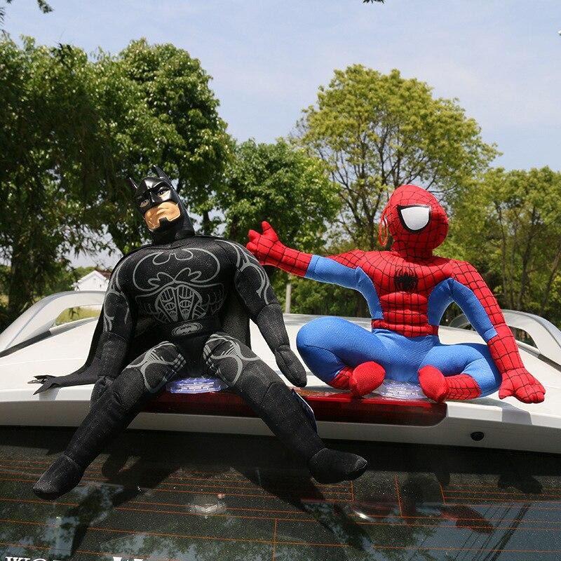 30 Cm Action Mappa Spider Man Toy Mountain Arrampicata Spiderman Spider-man Doll Car Interior Car Top Decorazione Cosplay Puntelli Saldi Di Fine Anno