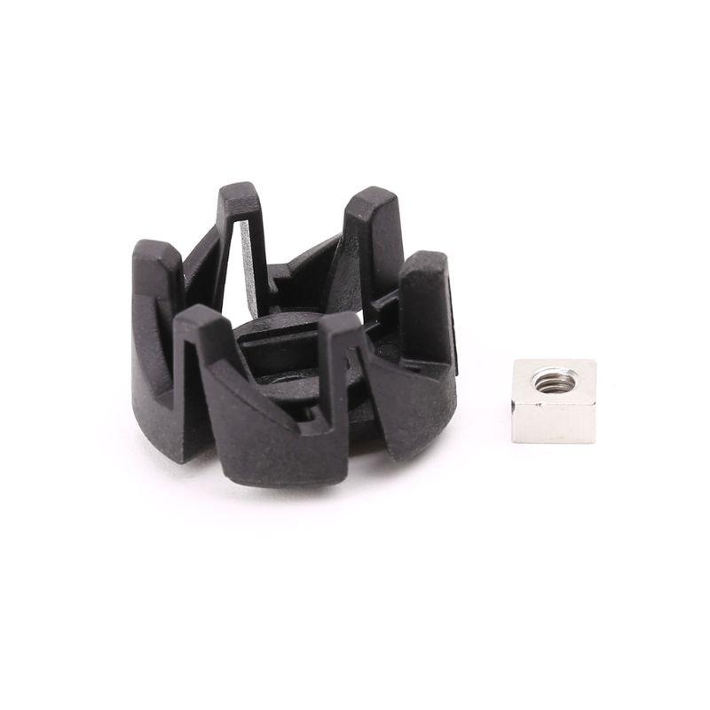 פלסטיק פיר להב רגל מושב בלנדר חלקים עבור HR2003 HR2004 HR2006 HR2024 HR2027-בחלקי בלנדר מתוך מכשירי חשמל ביתיים באתר