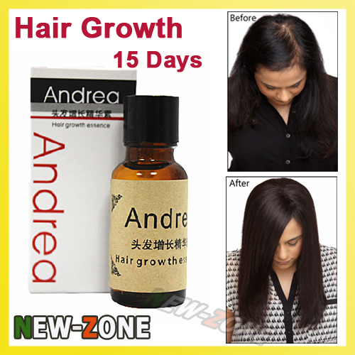 Fast Hair Growth Solution Essence Liquid for all hair loss type 20ML Hair Treatment 100% Natural Herbal Healthy Free <font><b>Ship</b></font> image