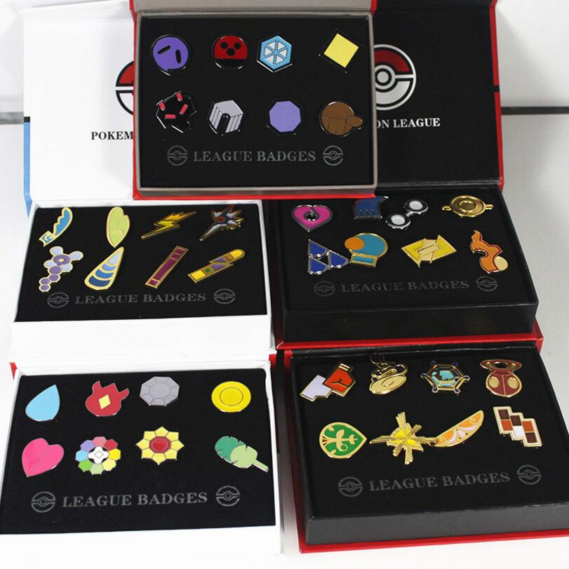 Original Box Pocket <font><b>Monster</b></font> Pokeball Badge Brooch <font><b>Poke</b></font> <font><b>Action</b></font> <font><b>Figures</b></font> Metal Collection Pikachu <font><b>Toys</b></font> Anime <font><b>Children</b></font> Kids <font><b>toys</b></font>