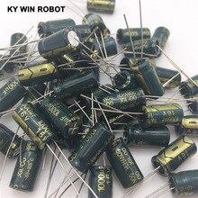 Condensateurs aluminium 50 pièces 1000uF 108 20% 8*16mm 16V 1000000nF 1000000000pF Diameter8mm
