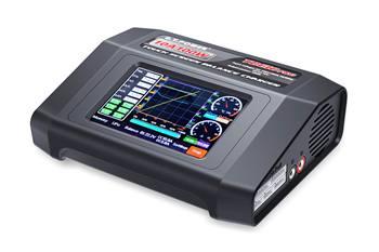 Зарядное устройство JMT GTP TD610 PRO, 100-240 В переменного тока, цветной сенсорный экран, 100 Вт, 10 А, для LiHV 1-14S NiCd NiMH 1-6S LiPo Lilon LiFe