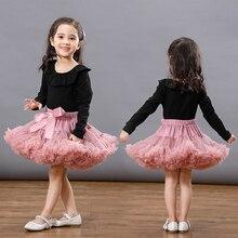 Модные юбки- пачки для маленьких девочек юбка-пачка для принцесс, балетная танцевальная юбка-пачка детский Карнавальный костюм для детей от 0 до 8 лет