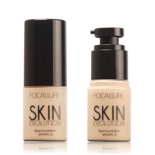 Makeup Base Face Liquid Foundation BB Cream Cosmetic Face Beauty Concealer Whitening Moisturizer Oil Control Brighten Waterproof