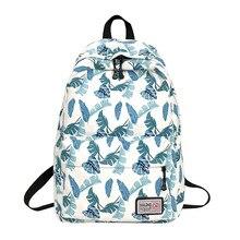 2019 creative new womens  cartoon cute ladies backpack fashion trendy student sbag