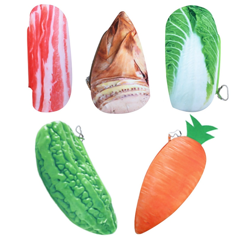Home Storage & Organization Home & Garden Lower Price with 1pc Novelty Pea Silicone School Pencil Case Vegetable Shape Storage Bag Pen Pouch For Girl Kids Gift Stationery Estuches Latest Technology