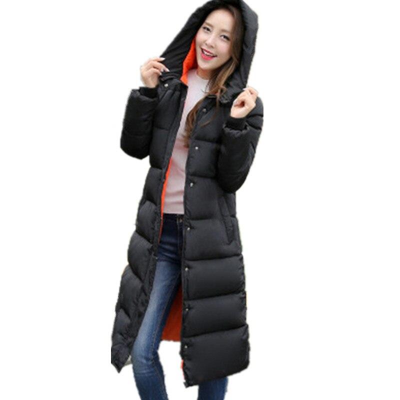Winter Thickening Hooded Long Warm Parka Jacket Women Fashion Cotton Padded Outerwear Large Size Camouflage Coat Female TT2930 стоимость