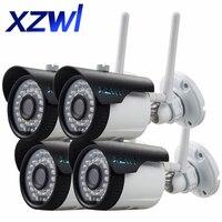HD 1280 X 720P IP Camera Bullet Wifi Outdoor IR Security Camera ONVIF IR Night Vision