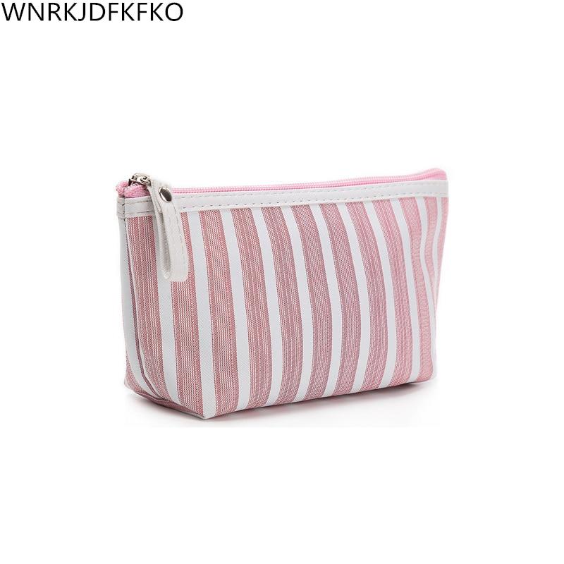 Travel Cosmetic Bag Portable Travel Makeup Storage Bag Hand Take Lady Cosmetic Organizer Wash Bag Wholesale