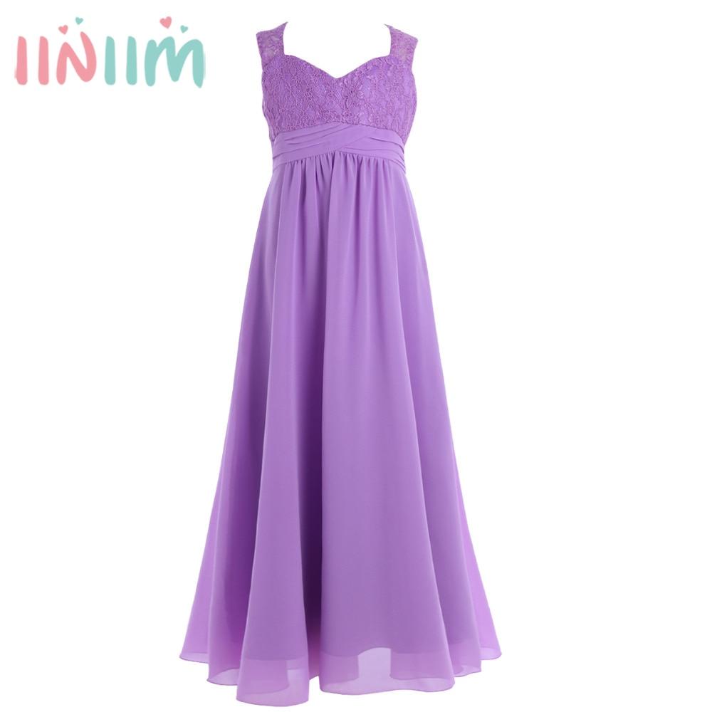 Online Shop New Arrival Teenage Girls Princess Dresses Teen Girl ...