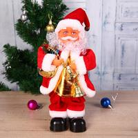 Christmas Electric Dancing Music Santa Claus Xmas Doll Party Christmas Gift For Kids Children Christmas