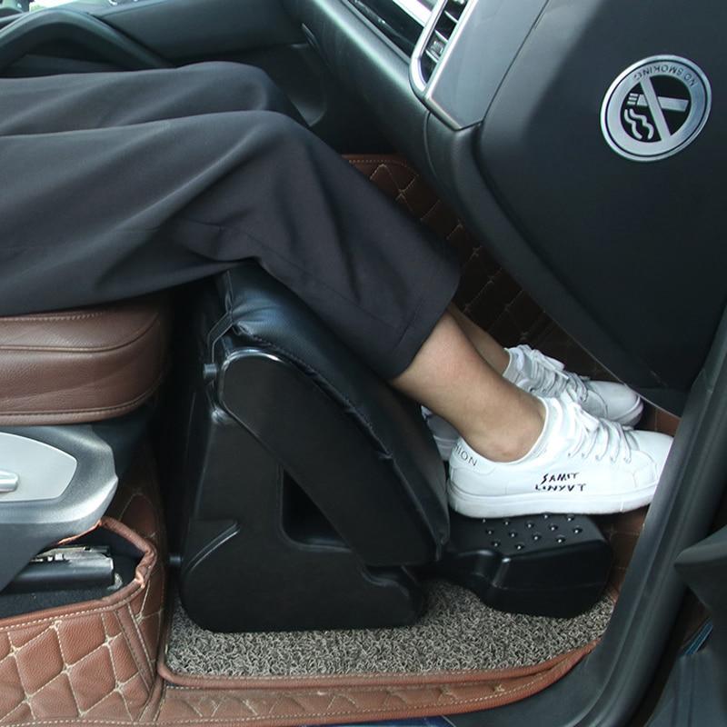 Car Feet Relaxing Footsool Foot Pedal Home Office Soft