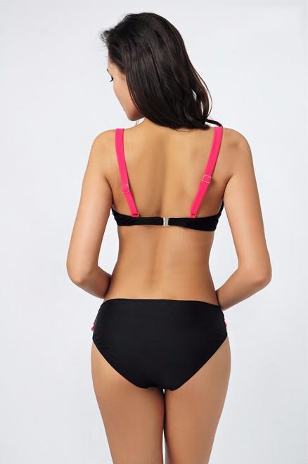TRIKINI Bikinis Bathing Suit Push up Large Cup Bikini set Women Swimwear Sexy Swimsuit Brand Plus size 6