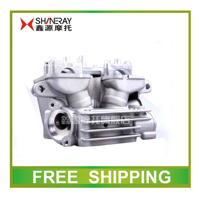 Cylinder Head For Cylinder Piaggio Liquid Cooled: Cylinder Head Block Shineray X2 X2X Xy250gy 250cc CB250
