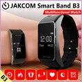 Jakcom b3 smart watch novo produto de pulseiras como esporte rastreador alarme vibratório relógio pulseira de telefone celular