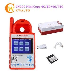 Мини-транспондер CN900, микросхема для копировального аппарата Clone 4C 4D 46 48 72G, чип с многоязычным обновлением онлайн
