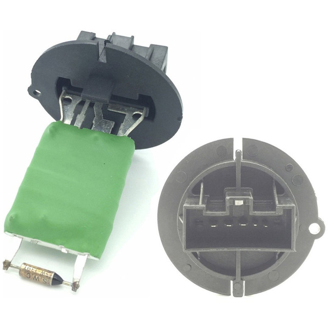 FOR PEUGEOT 206 307 CC SW HEATER BLOWER FAN RESISTOR MOTOR AIR CON