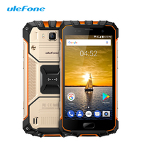 Ulefone Armor 2 5.0 Inch Smartphone Fingerprint 6GB RAM 64GB ROM Octa Core 16MP+13MP 4G Android 7.0 IP68 Waterproof Mobile Phone