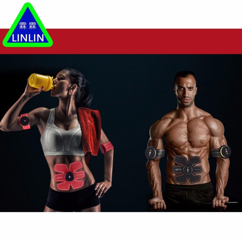 Güzellik ve Sağlık'ten Masaj ve Rahatlama'de LINLIN Akıllı Elektrik Darbe Tedavisi Masaj Karın Kasları Eğitmen Kablosuz Spor Sırt Ağrısı Rahatlama Egzersiz Fitness'da  Grup 1