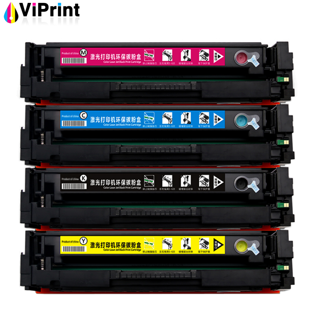 201A CF400A 401A 402A 403A Compatible <font><b>Toner</b></font> Cartridge for <font><b>HP</b></font> Laserjet Pro M252 M252n M252dn M252dw MFP M277 M277n <font><b>M277dw</b></font> <font><b>Printer</b></font> image