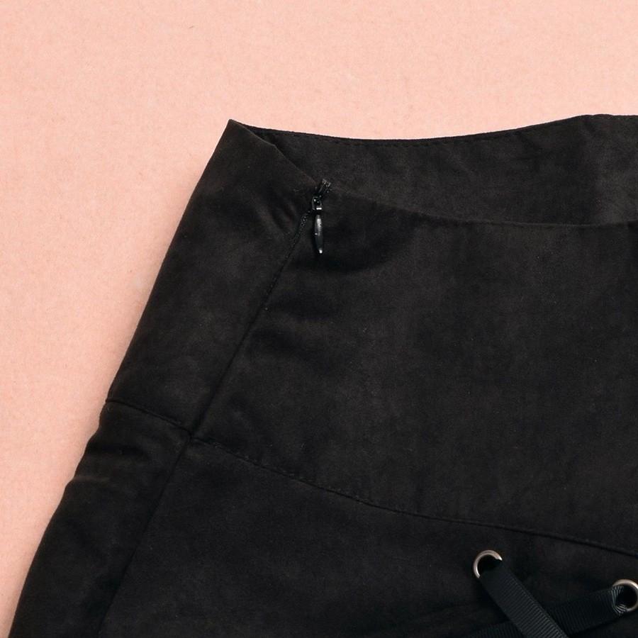 Gothic Corset Skirt  (7)